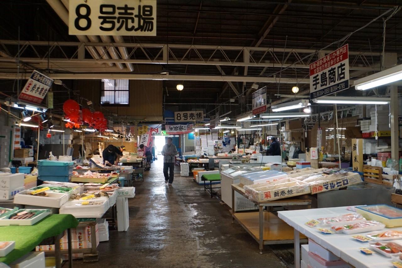 塩釜魚市場2