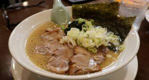 맛있게 먹으면 칼로리는 0! 센다이의 라멘집!