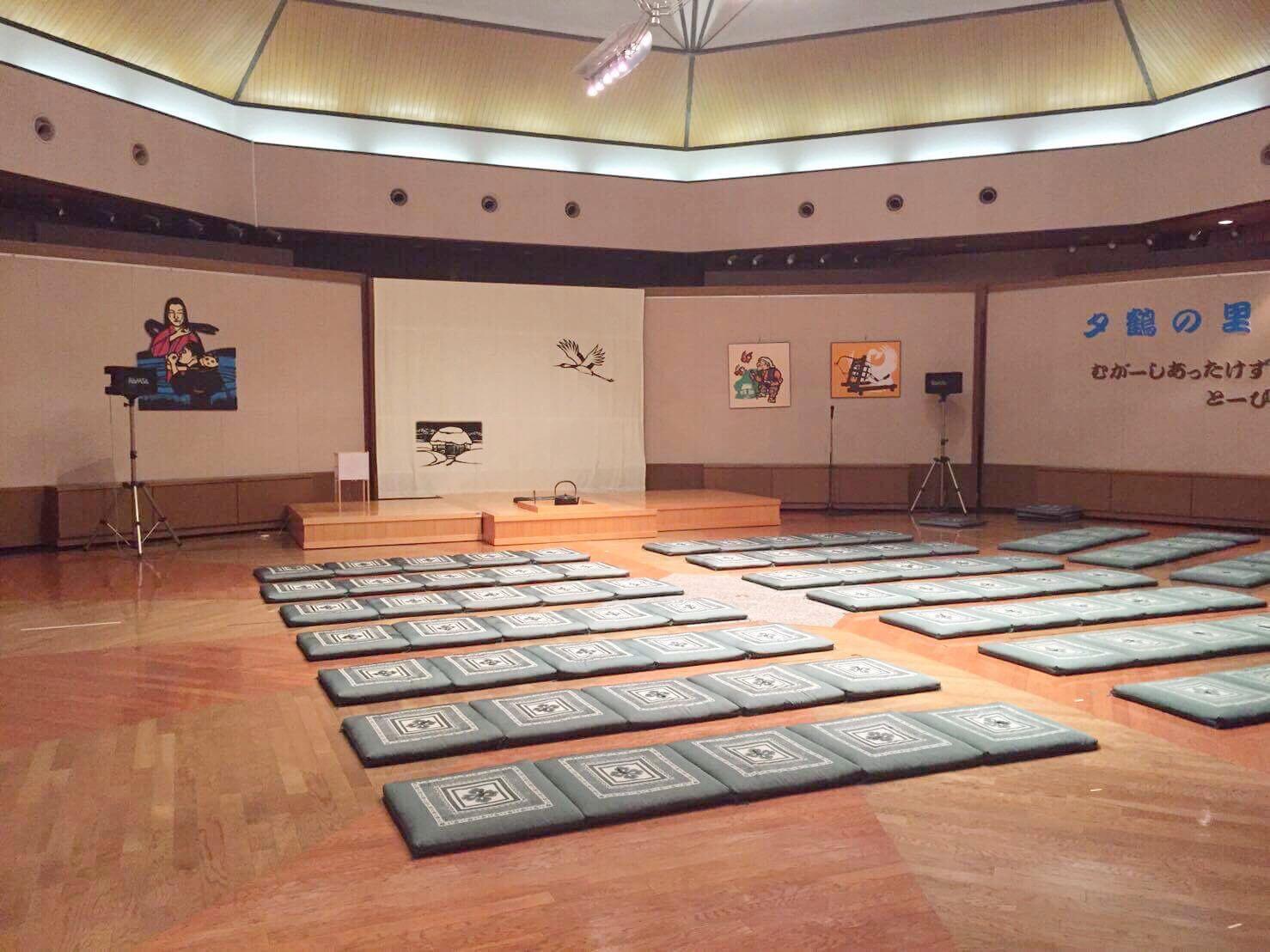 米沢旅行記「語り部の館と昔体験」