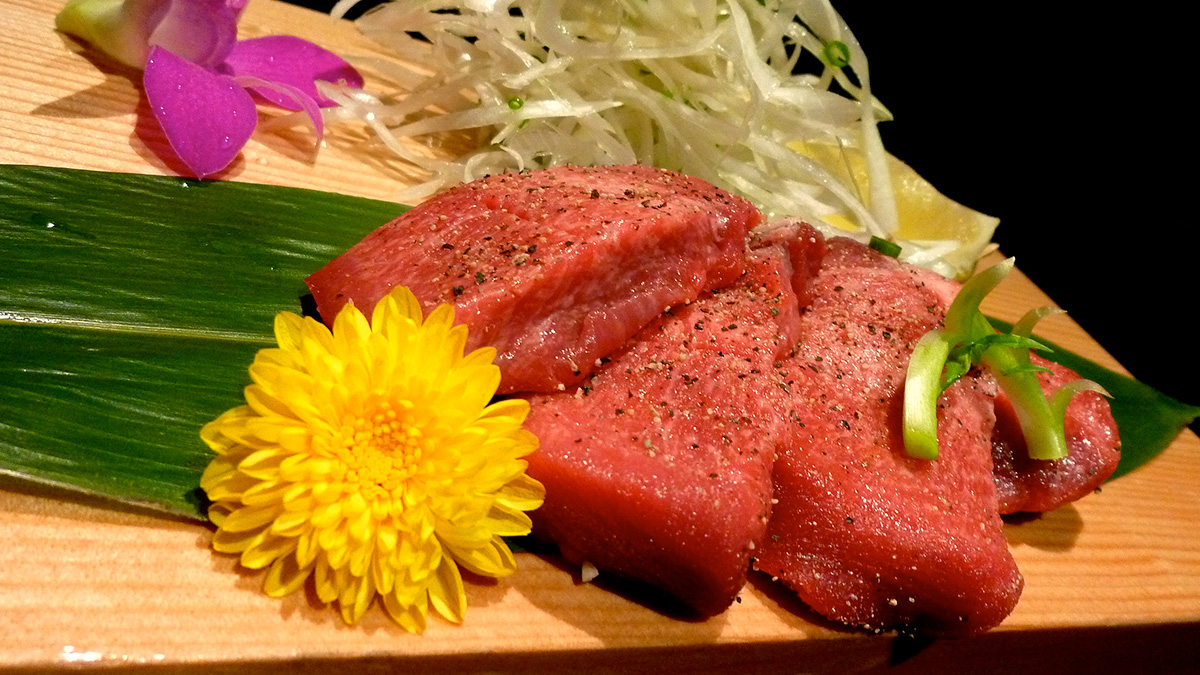 """Exploring the Culinary World of High Quality Beef at Sendai's """"Date Nari"""""""