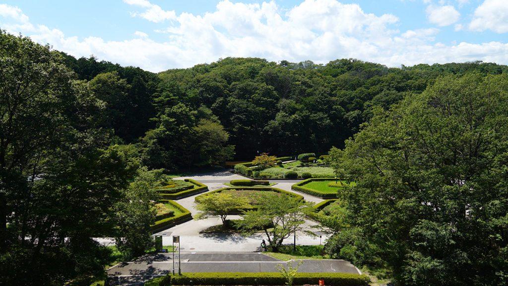 到距仙台车站约10分的台原森林公园散步!
