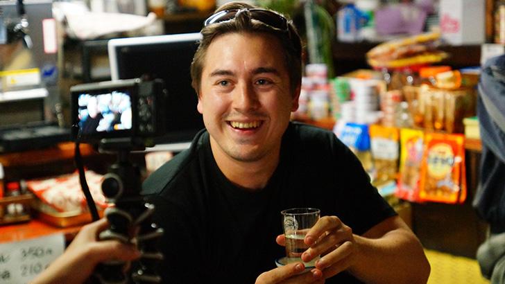 Tohoku365首位特别游客Chris—第一天旅程跟踪报导