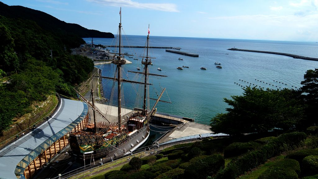 Experience what life was like for 17th century seafarers in Miyagi Prefecture
