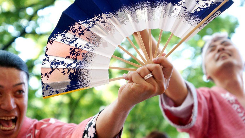 센다이의 여름 풍물시「센다이스즈메오도리」로 남녀노소 신나게!