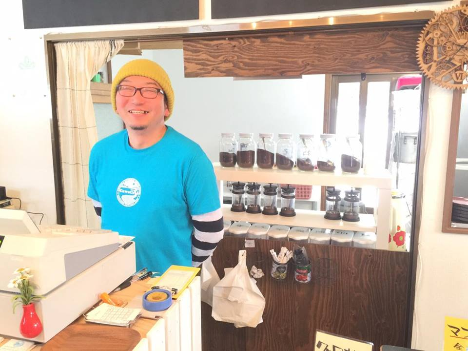 """去传说中的""""宫城县丸森町""""新开张的咖啡店看看"""