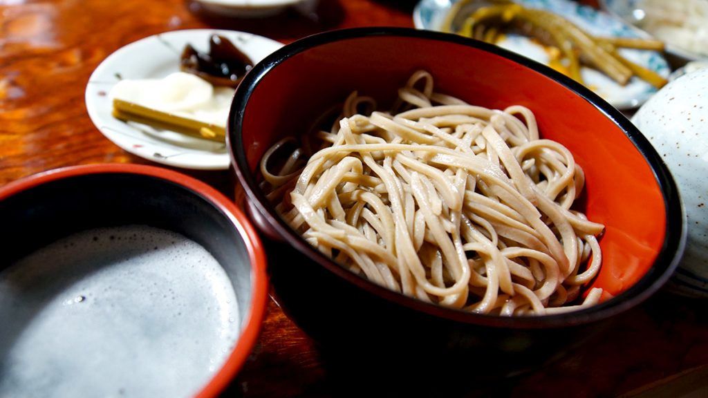 "How many ""Soba""s can you eat? ~tasty soba report in Yamagata~"