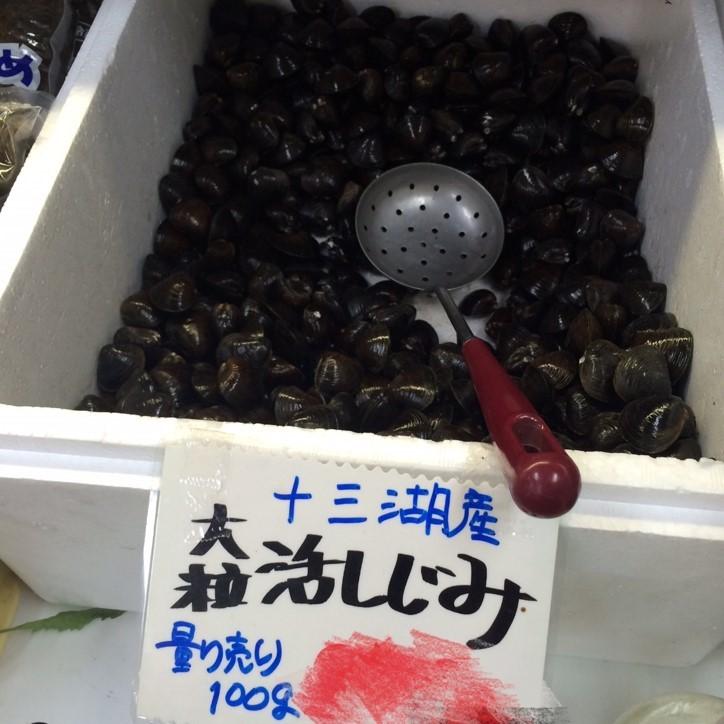 도쿄에 있는 아오모리 안테나 숍에 갔다왔습니다!