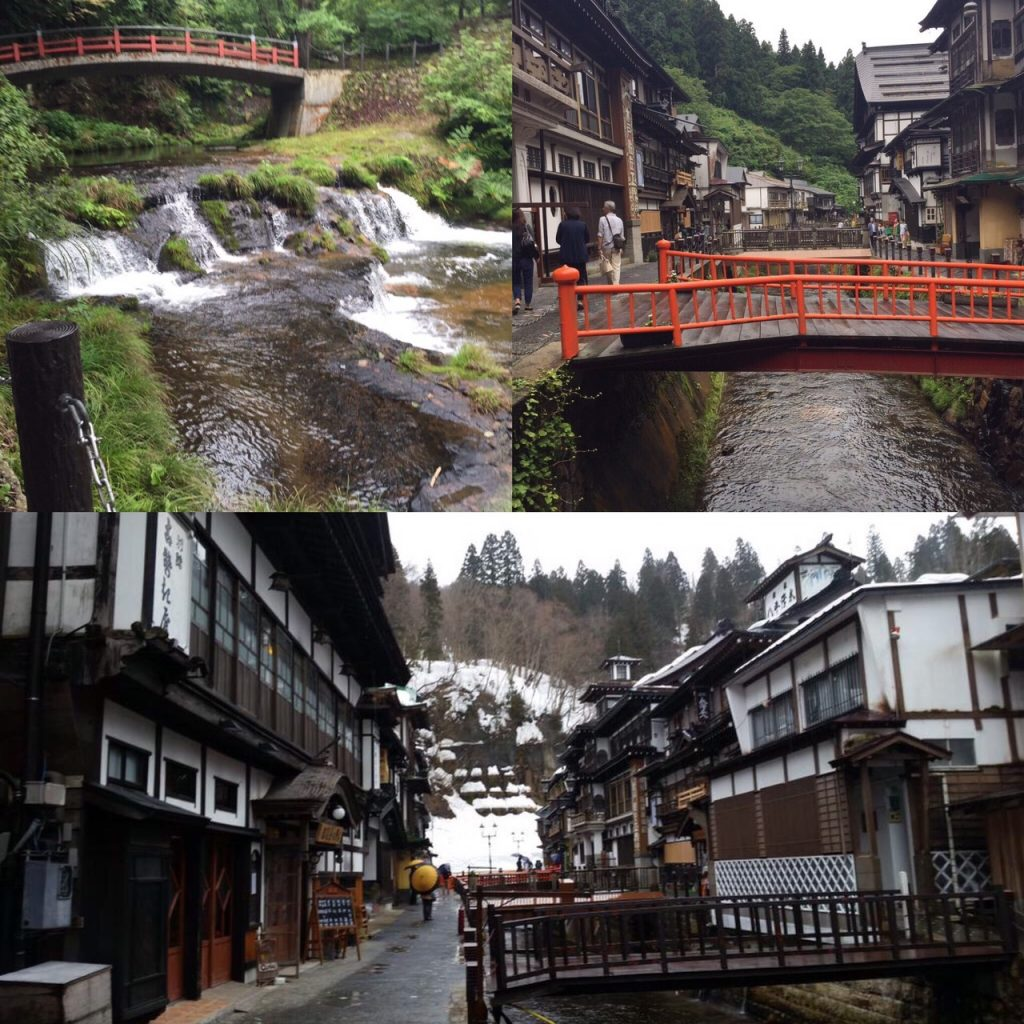 Exploring the Unexplored Regions: Ginzan Onsen