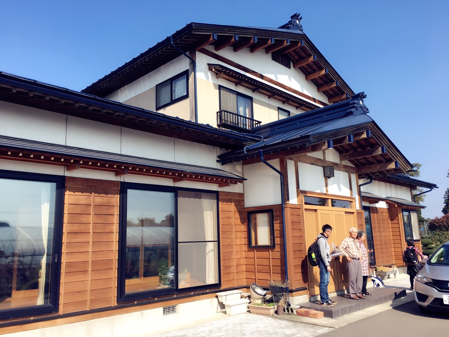 We travel to Aomori to Experience Living with Japanese