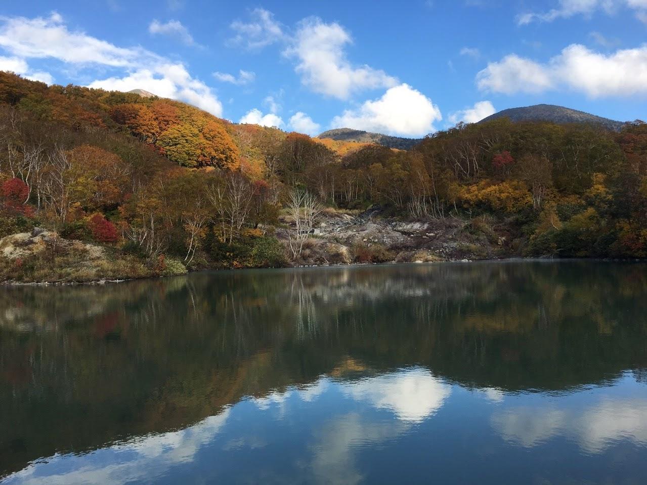 紅葉を楽しむ!八甲田ロープウェー