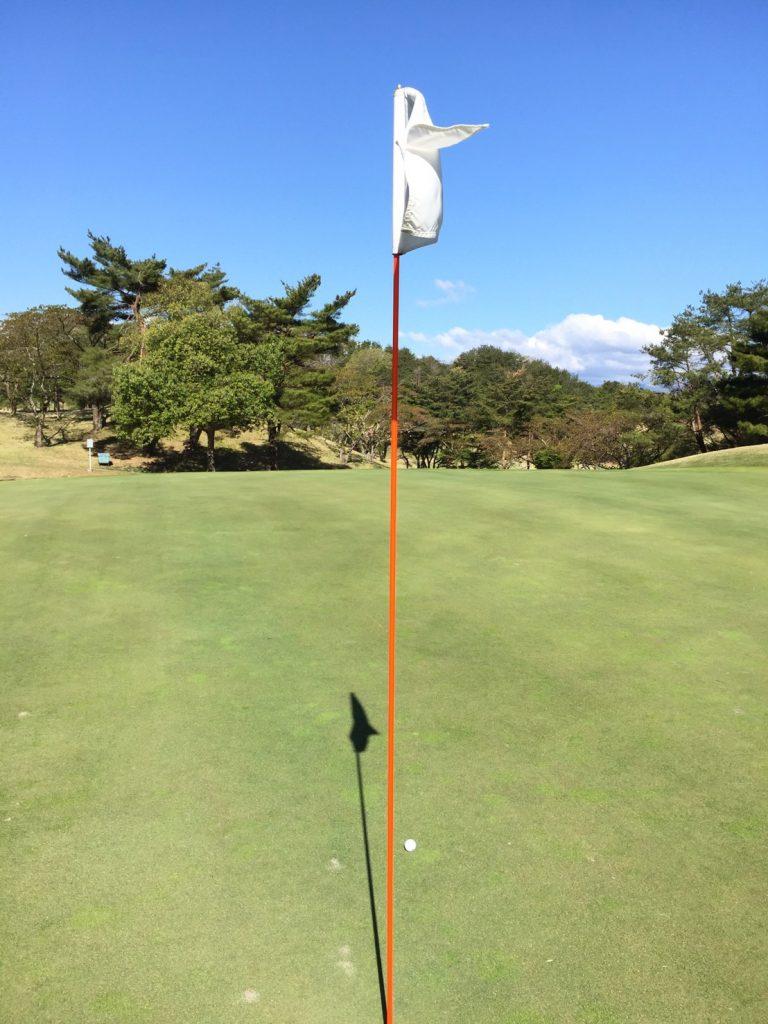 仙台市内にあるリーズナブルな大型ゴルフ場