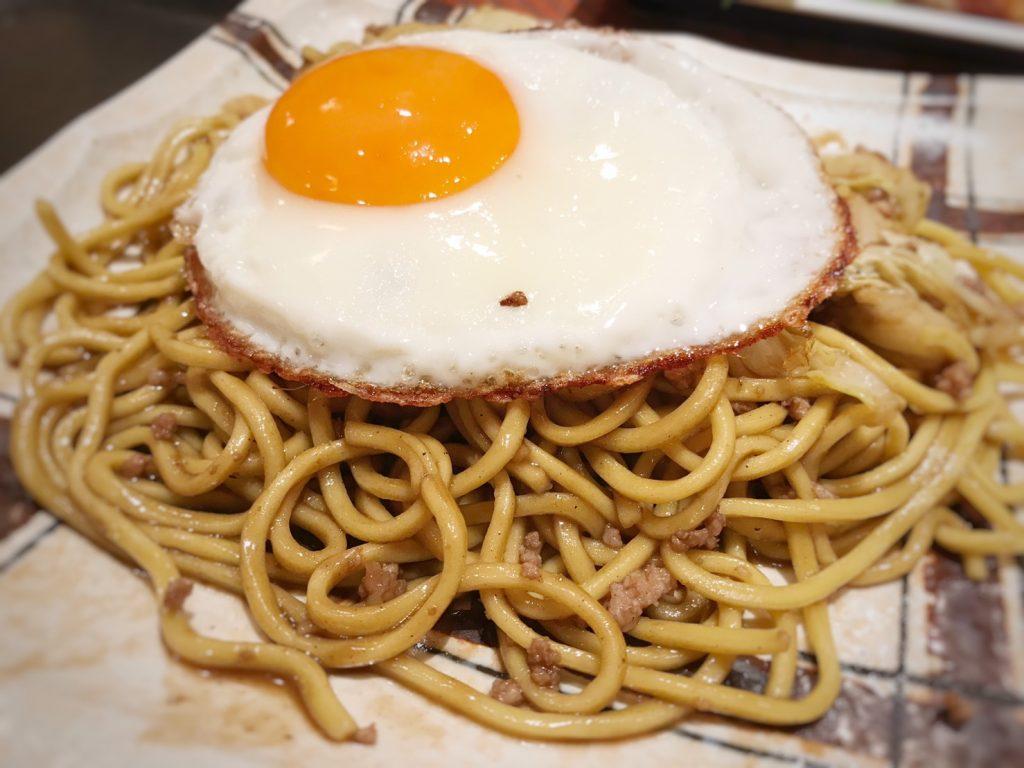 秋田駅で横手やきそばを食べよう!