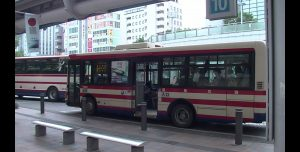 科普一下日本公交车乘坐方法