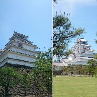 츠루가 성 (아이즈 와카마츠 성) 「鶴ヶ城 (会津若松城)」의 세가지 매력