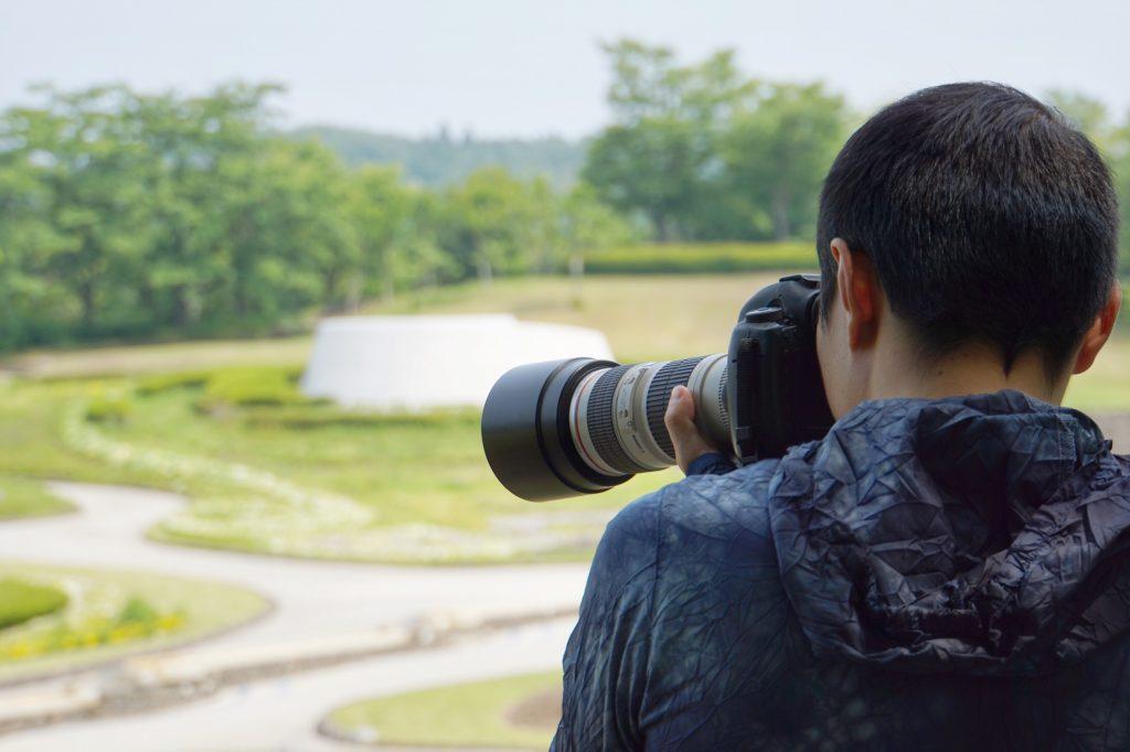 与第二位特邀游客Tang一起去宫城县南的春季旅行