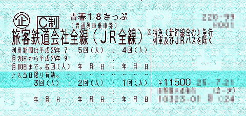 The Seishun 18 Ticket: Convenient and Affordable train travel
