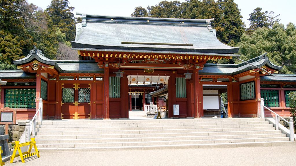Shiogama Shrine: Over 1200 years of history
