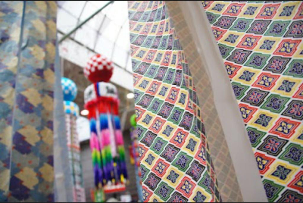 逛逛东北三大祭之一的「仙台七夕灯节」