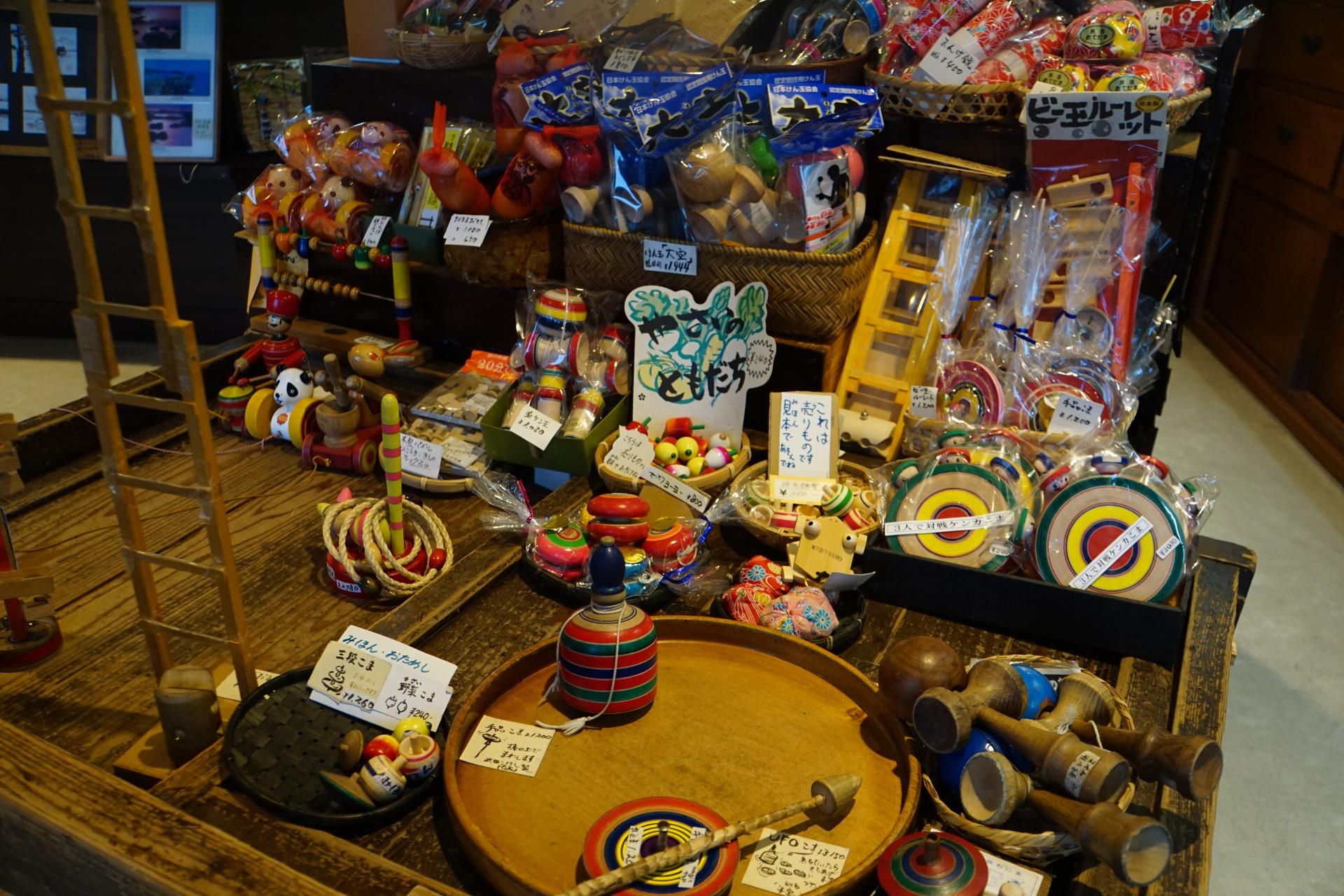 松岛最值得去的3家特产礼品店