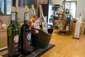 秋保葡萄酒廠,品嘗了美味的葡萄酒。