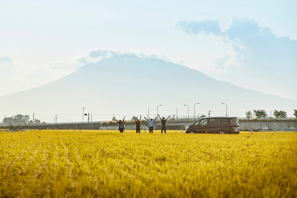 Discover Tohoku by car!