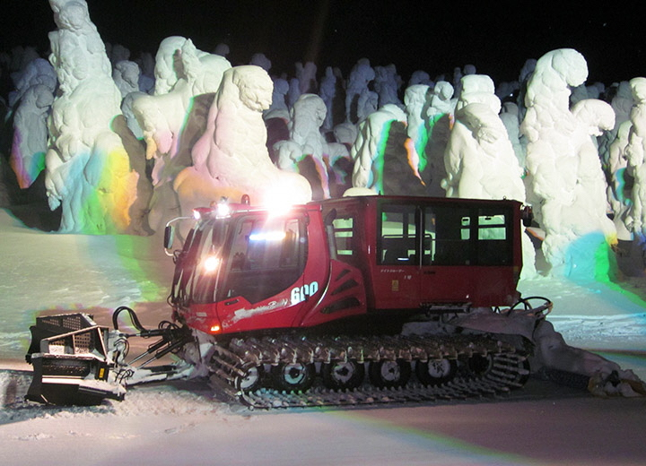 """[เวอร์ชั่นล่าสุด] วิธีการเดินทางไป """"ลานสกีซาโอออนเซ็น"""" เนินเล่นสกีที่เป็นที่นิยมมายาวนาน คู่มือชมปีศาจหิมะและออนเซ็นฉบับสมบูรณ์"""
