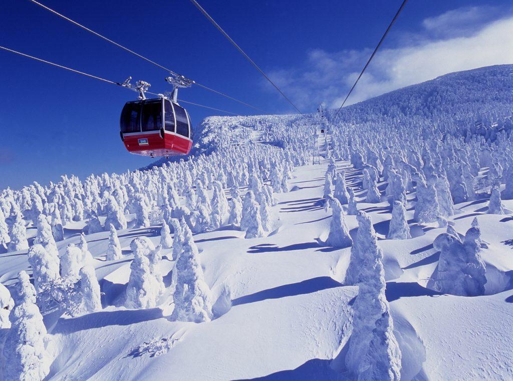 """""""ปีศาจหิมะแห่งยามากาตะ"""" พลังอันยิ่งใหญ่! บทกวีในฤดูหนาว คู่มือแนะนำการเดินทางไปฉบับสมบูรณ์"""