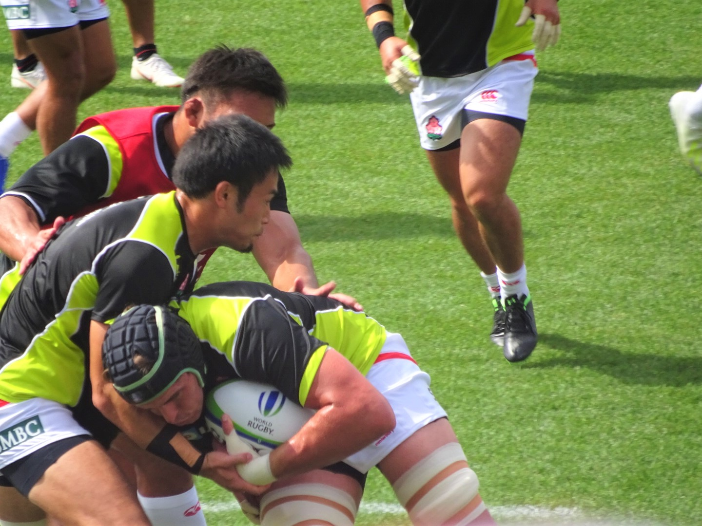 Spread the reconstruction of Kamaishi to the world! Rugby PNC 2019 watching record