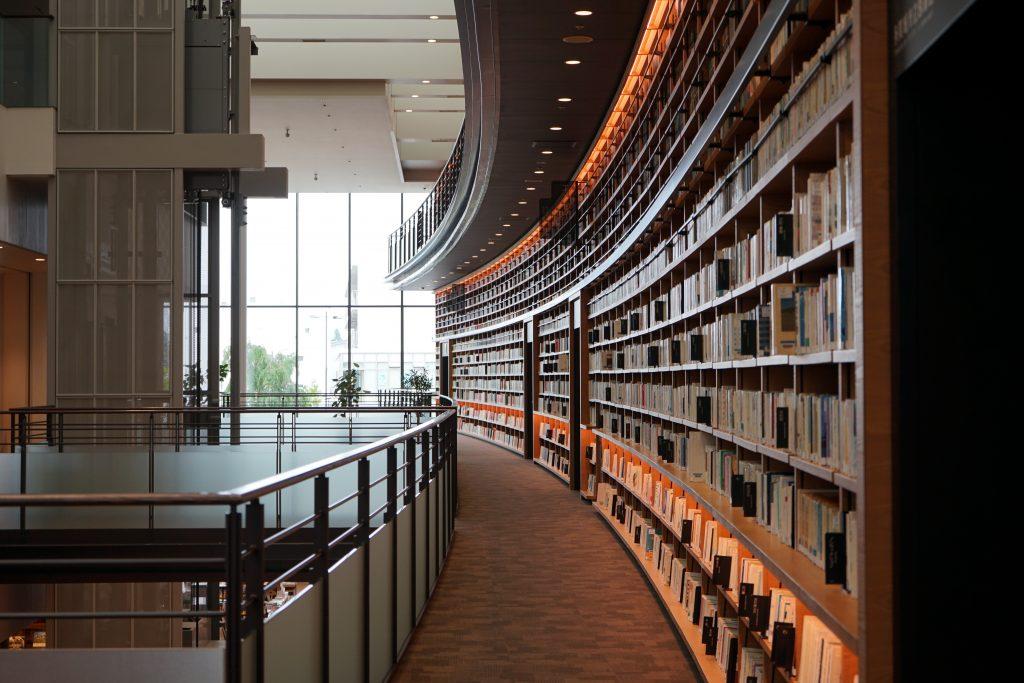 宮城県多賀城市立図書館を取材してきました!