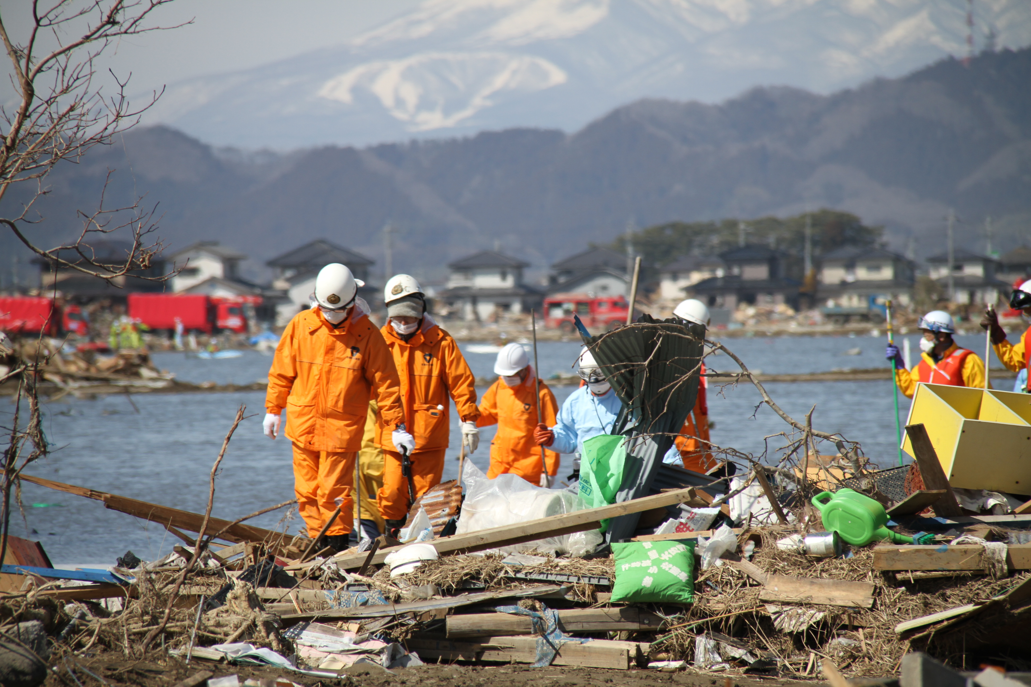 Memories of the Great East Japan Earthquake ~Watari Town~