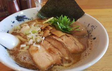 山形県チャーシュー麺